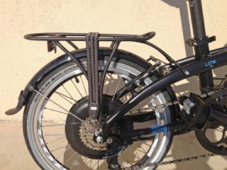 Tern Link D8 With Bionx Rear V Brake