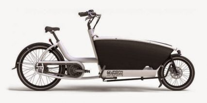 Urban Arrow Family Ebike