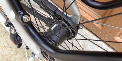 Vanmoof Electrified 3 Automatix Geared Hub