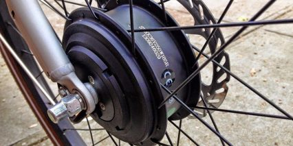 Vanmoof Electrified 3 Geared Hub Motor