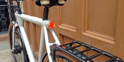 Vanmoof Electrified 3 Rear Light Rack