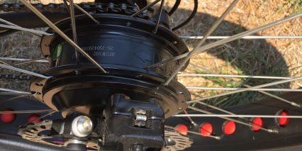 Voltbike Yukon 500 Watt Internally Geared Motor