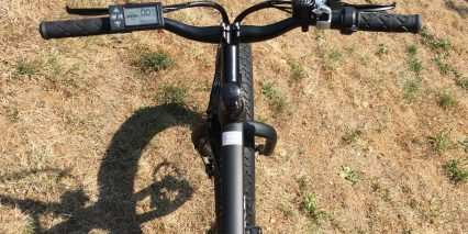 Voltbike Yukon Display Lcd Throttle Shifter