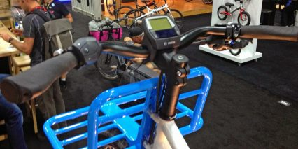 Xtracycle Edgerunner 10e Ergonomic Grips