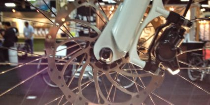 Xtracycle Edgerunner 10e Tektro Disc Brake Rotors