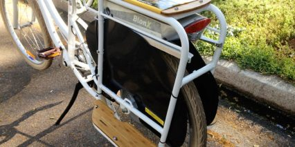 Yuba Elboda Boda Rear Rack