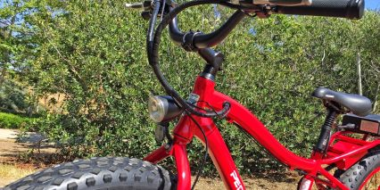 2015 Pedego Trail Tracker Integrated Wires