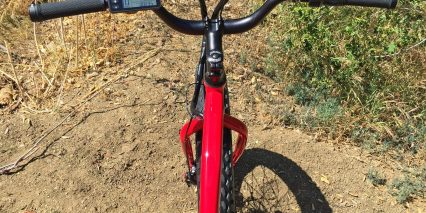 2015 Pedego Trail Tracker Lcd Display Twist Throttle