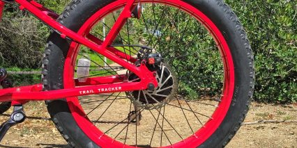 2015 Pedego Trail Tracker Mechanical Disc Brakes