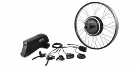 Ebo Front Range Electric Bike Kit Review 1