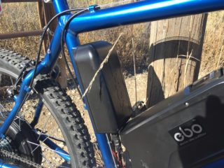 Electric Bike Outfitters Front Range Controller Box