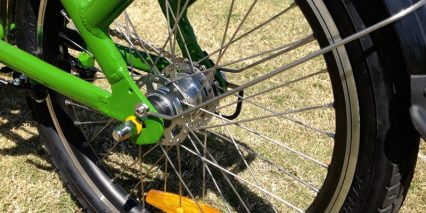 Internally Geared Rear Hub Shimano