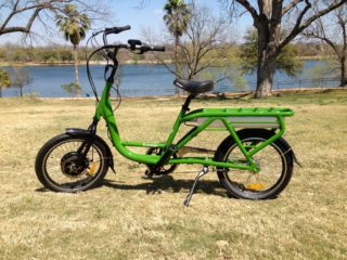 Juiced Riders Electric Cargo Bike