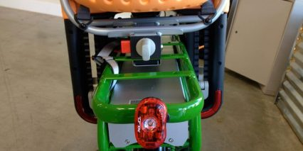 Juiced Riders Rear End Battery