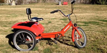 Pedego Trike Three Wheel Electric Bike