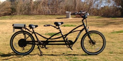 Two Person Electric Bike
