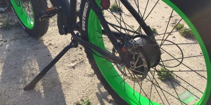 2016 Pedego Trail Tracker 8fun Fat Bike Motor