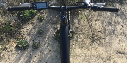 2016 Pedego Trail Tracker Throttle And Lcd Display