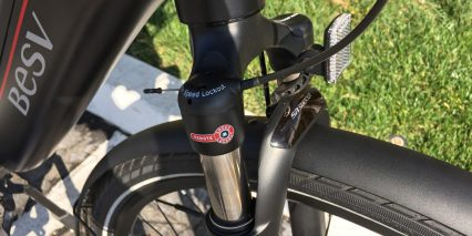 Besv Jaguar Js1 Sr Suntour Suspension Remote Lockout