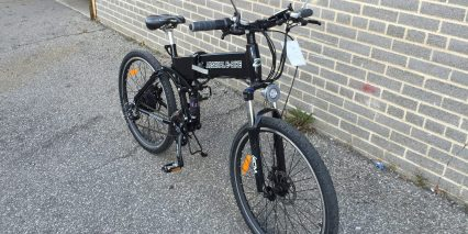 Daymak Arsenal Folding Electric Bike