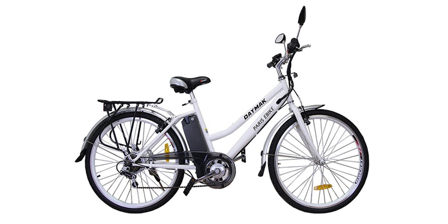 City Electric Bike Reviews - Prices, Specs, Videos, Photos