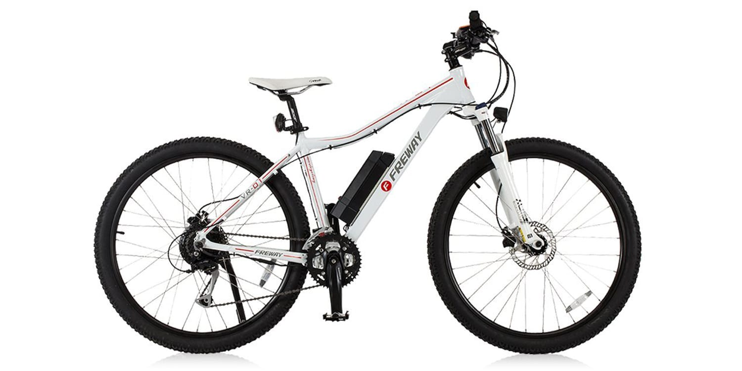Freway Vr 01 Review Electricbikereview Com