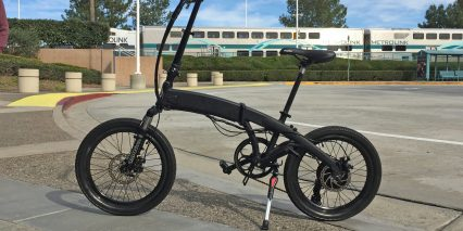 Motiv Stash Electric Bike
