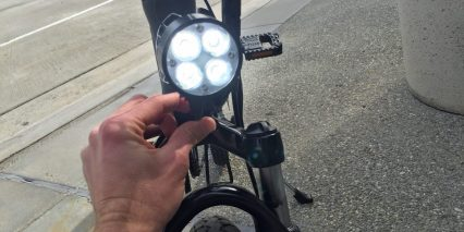 Motiv Stash Optional Integrated Led Headlight
