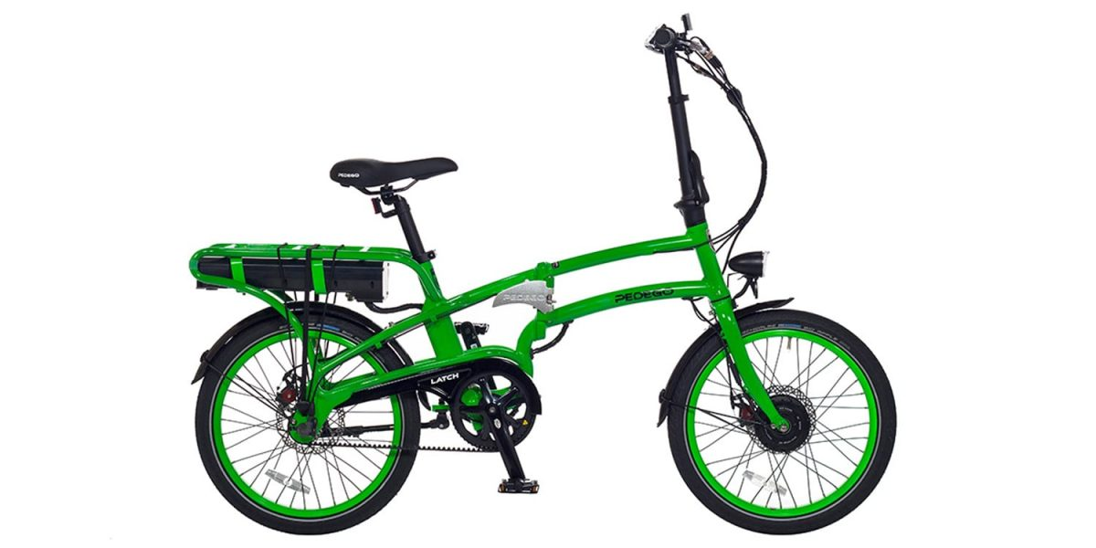 Pedego Latch Electric Bike Review