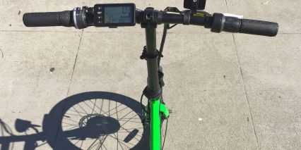 Pedego Latch Grips Nexus Grip Shift Throttle Lcd Display