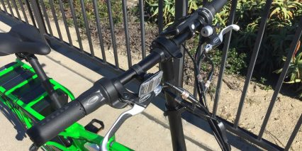 Pedego Latch Variable Speed Twist Throttle
