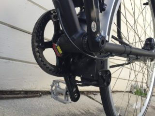 Add E 250w Kit Kickstand Mount