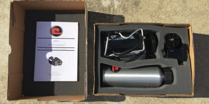 Add E 250w Kit Unboxing