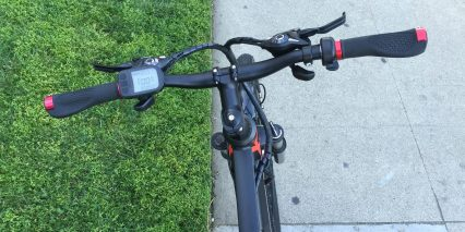 Electrobike Cross Lcd Display Trigger Throttle