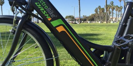 Electrobike Dash Integrated Lithium Ion Battery