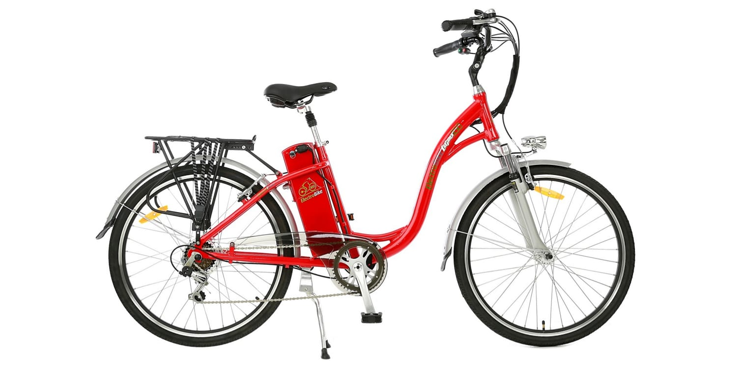 Electrobike Gama Cruise Review Prices Specs Videos Photos