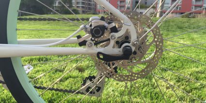 Faraday Cortland S 160 Mm Mechanical Disc Brakes