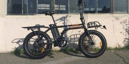 Rad Power Bikes Radmini Folding Fat Ebike