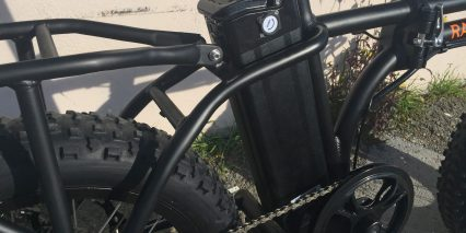 Rad Power Bikes Radmini Removable 48 Volt Battery Pack