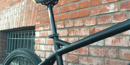 Riide V1 1 Hanging Bottle Cage Bosses On Top Tube
