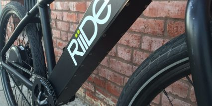 Riide V1 1 Single Speed Drivetrain