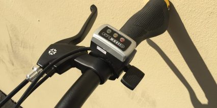 Sondors Fat Bike Led Console Trigger Throttle
