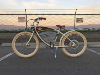 Vintage Electric Bikes Cruz