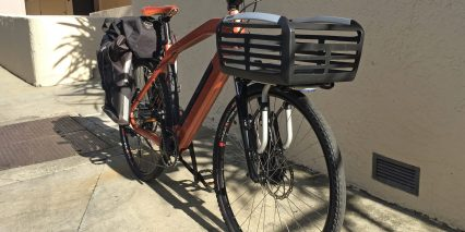 Zeitgeist Cargo Pack N Pedal Front Basket By Thule