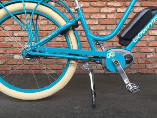 2016 Electra Townie Go Color Matched Fenders Chain Guard