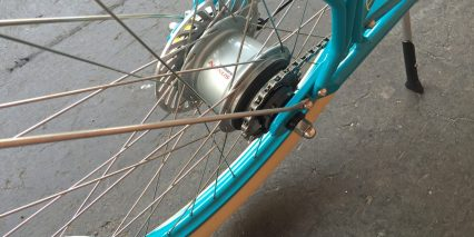 2016 Electra Townie Go Shimano Nexus Internally Geared Hub