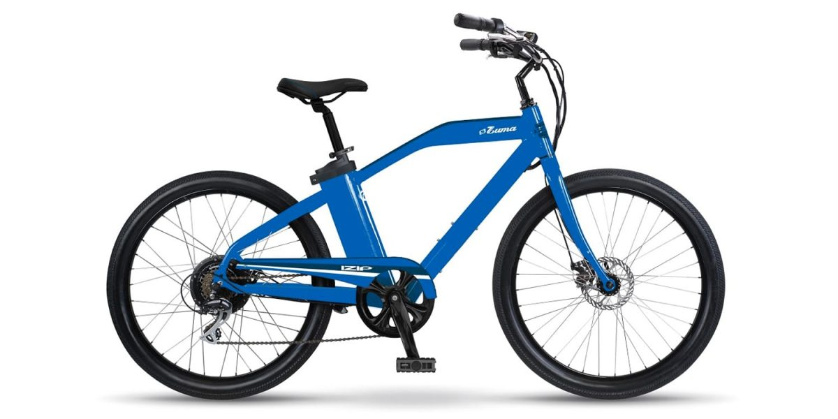 2016 Izip E3 Zuma Electric Bike Review