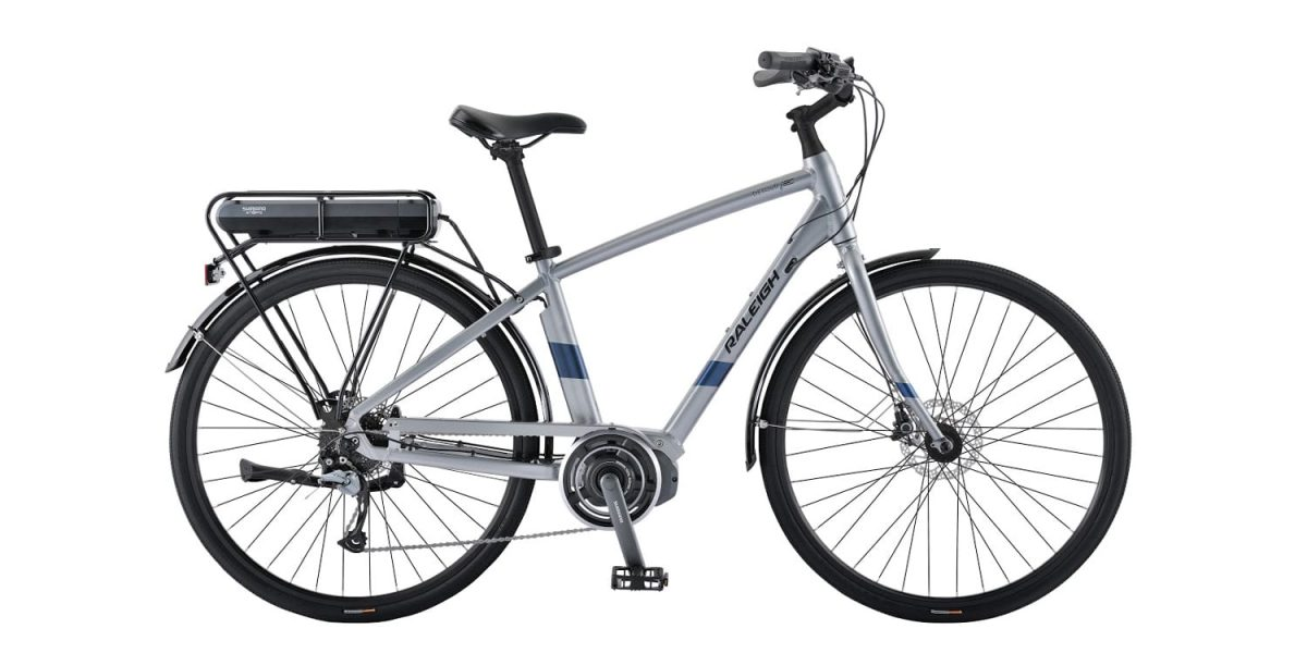 2016 Raleigh Detour Ie Electric Bike Review