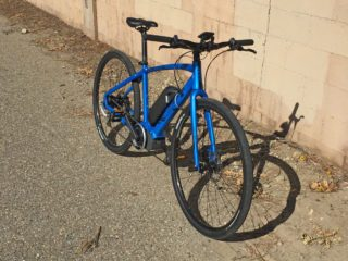 2016 Raleigh Misceo Ie Carbon Fiber Fork