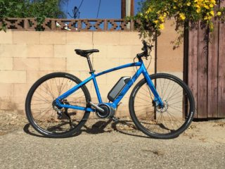 2016 Raleigh Misceo Ie